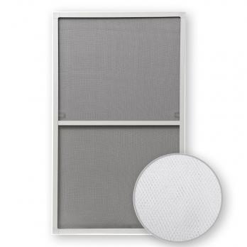 Москитная сетка внешняя на окна и двери белая, м.кв.